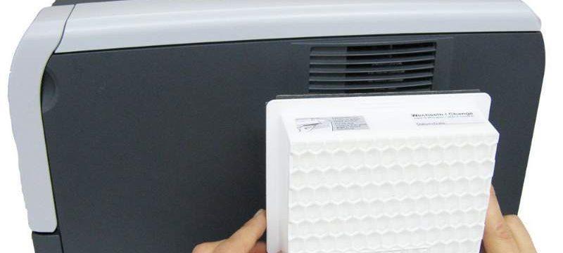 filtro stampante laser